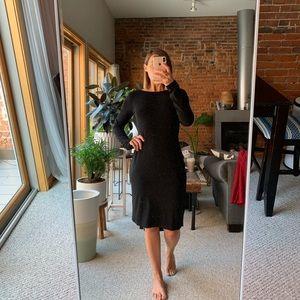 Bcbg Long Sleeve Dress Sz Small